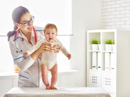 pédiatre bébé