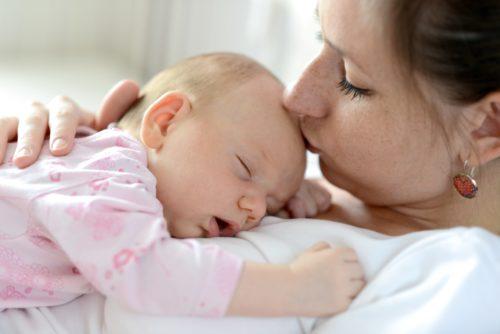 bébé se réveille la nuit