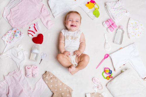 Habiller bébé selon les saisons