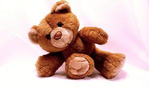doudou enfant ours en peluche
