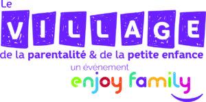 Logo village de la parentalité et de la petite enfance