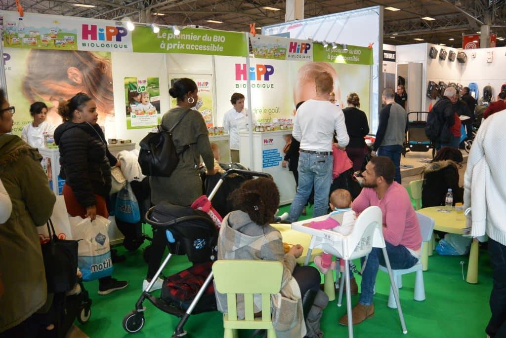 Salon baby nantes parc des expositions de la beaujoire enjoy family - Salon la beaujoire nantes ...
