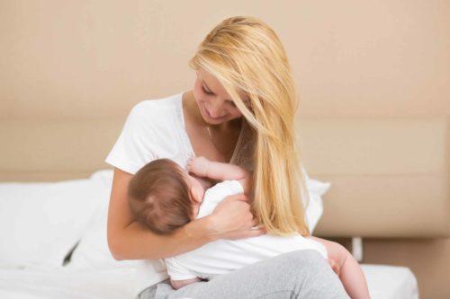 allaitement : un moment privilégier entre la mère et son bébé