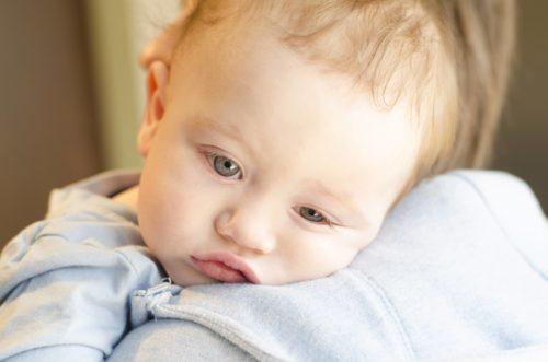 otite chez bébé