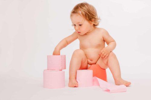 acquisition de la propreté chez bébé
