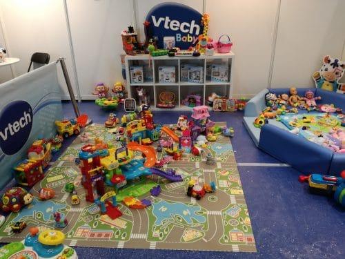 espace de jeux vtech salon baby