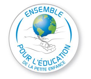 logo ensemble pour l'éducation de la petite enfance