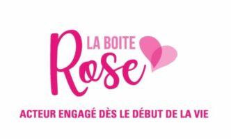 logo la boite rose