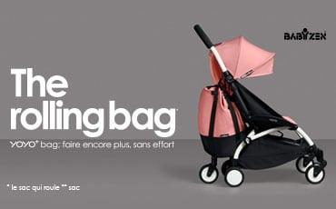 BABYZEN invente YOYO+ bag