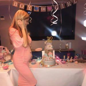 @Cissy.dvl organise une gender reveal party