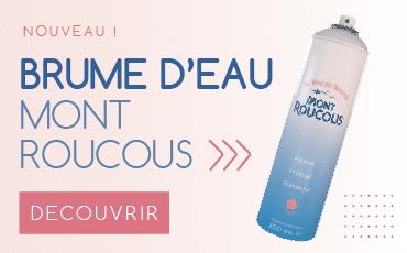 Brume d'eau Mont Roucous