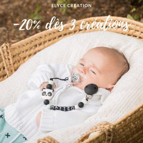 offre spéciale salon baby elyce cretation
