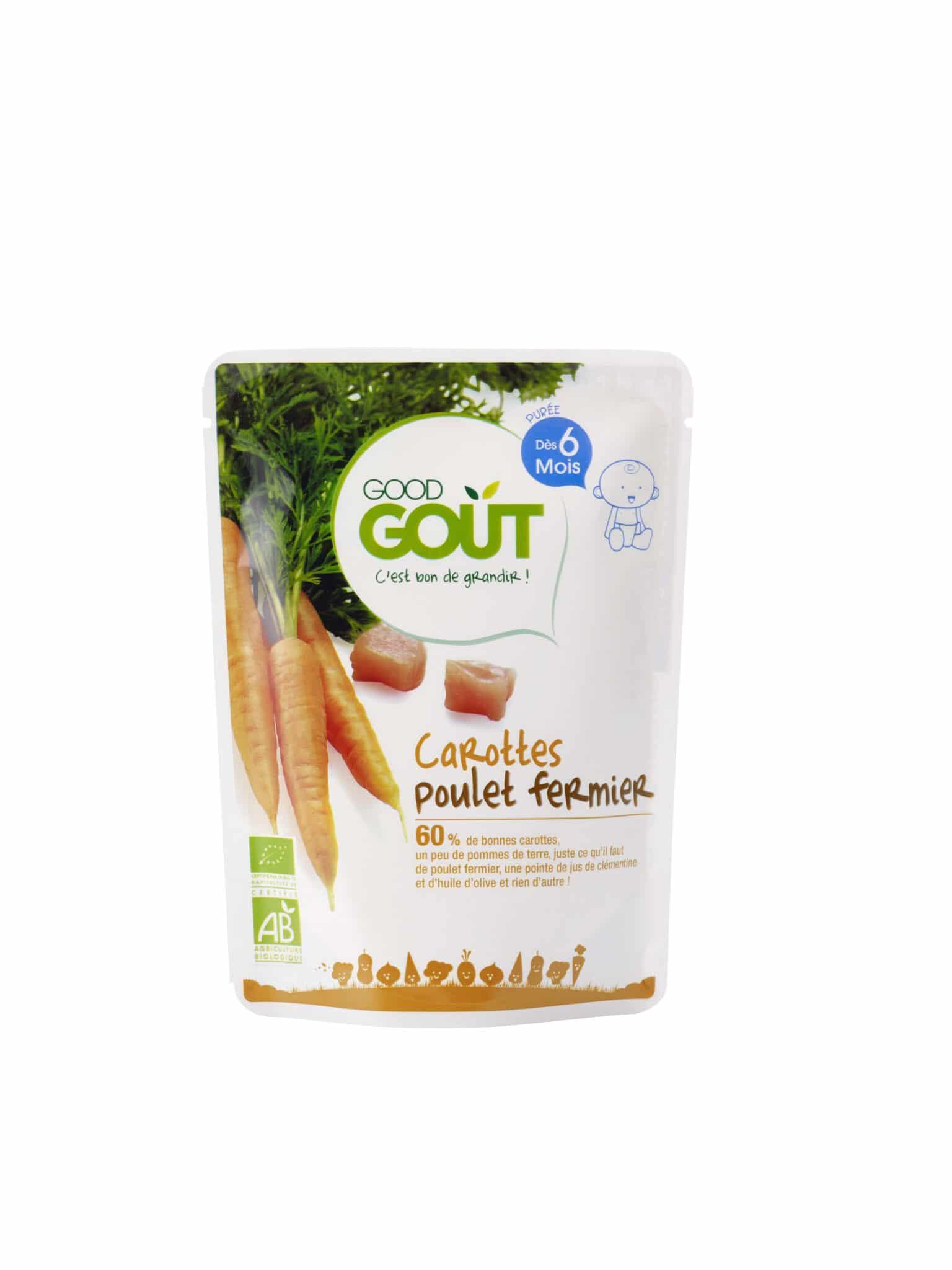 Good Goût Carottes