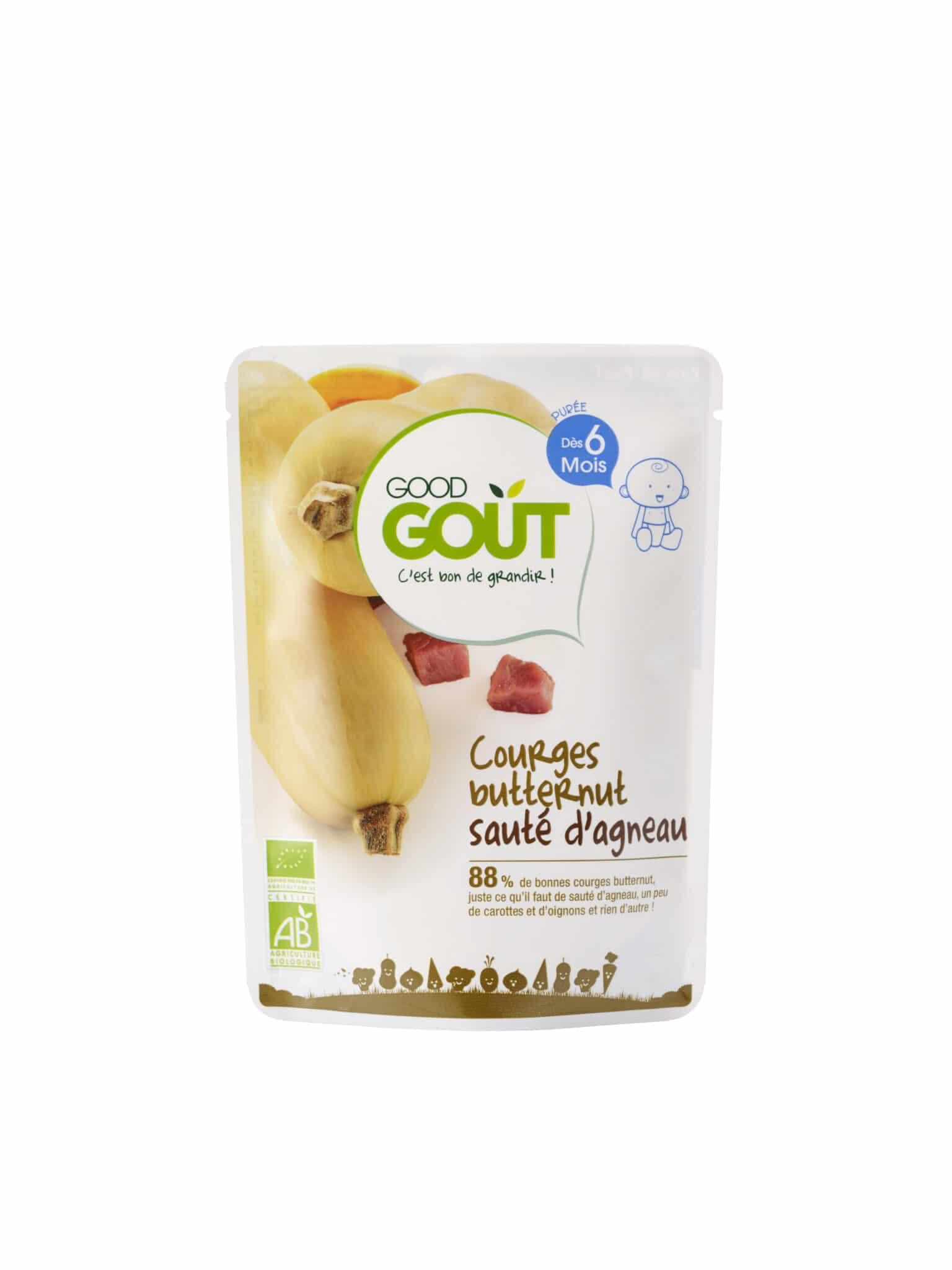 Good Goût Courges butternut