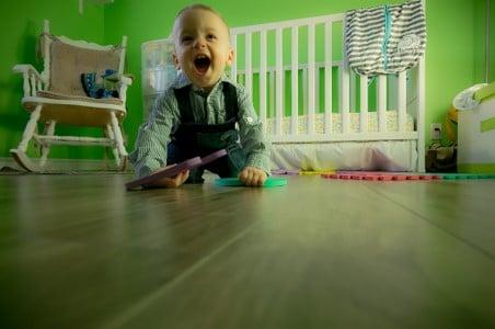 Aménager une chambre Montessori pour Bébé