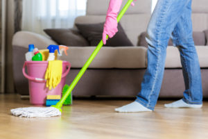 Nettoyant pour le sol