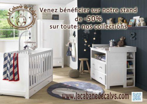 offre spéciale salon baby la cabane de calys