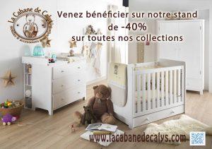 cabane de calys offre salon baby