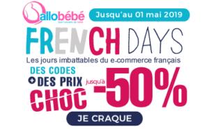 Allobébé - Les French Days