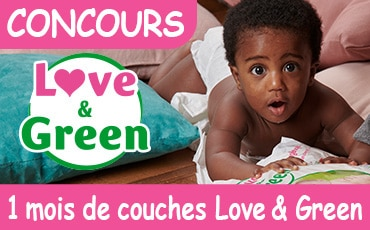 Jeu concours Love & Green