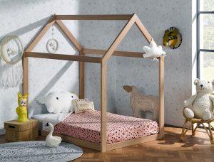 cabane en bois meubles ecologiques