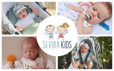 Équipez Bébé pour l'été durant les Soldes Sevira Kids sur enjoy family