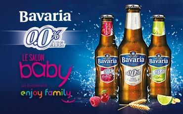 Bière sans alcool Bavaria