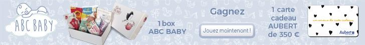 ABC BABY, LE JEU CONCOURS POUR MAMAN ET BÉBÉ !