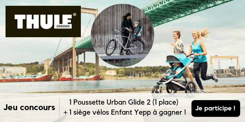 Jeu concours Thule Urban Glide 2