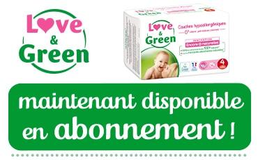 abonnement couche love & green