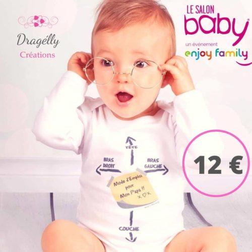 offre spéciale salon baby dragélly création