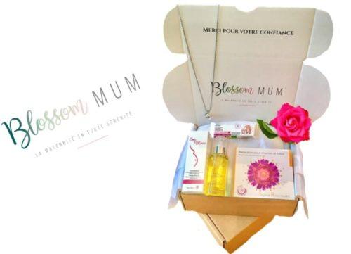 blossum mum