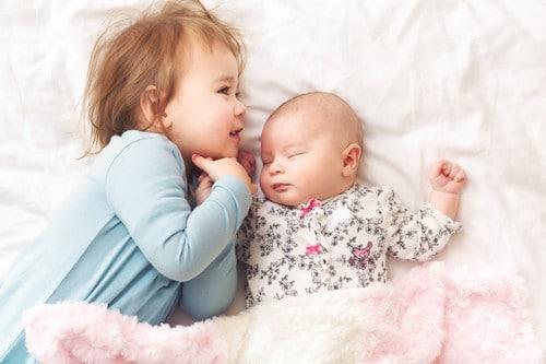 bien préparer son aîné à l'arrivée de bébé