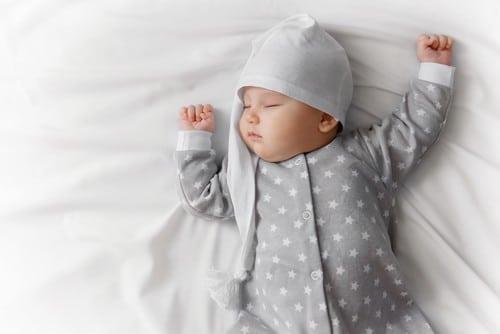 sommeil de bébé et sécurité