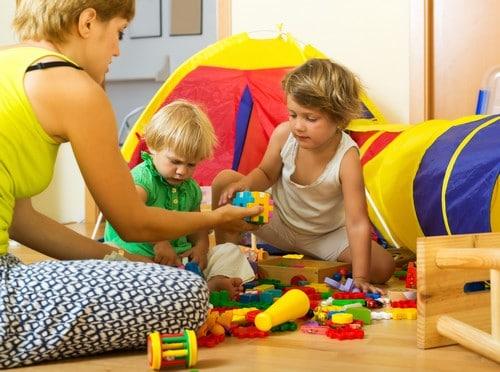 aides financières pour les assistante maternelle