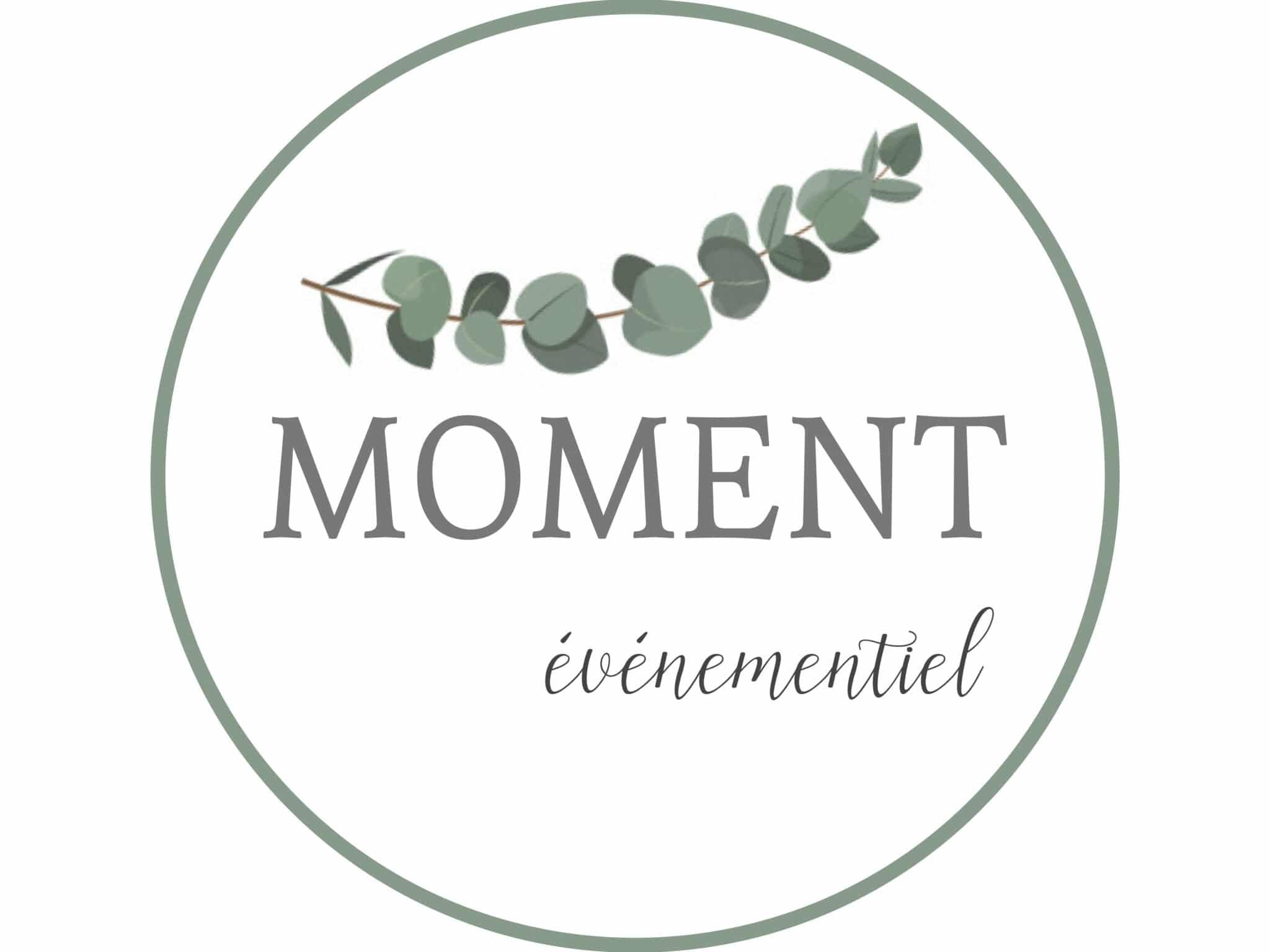 logo moment événementiel