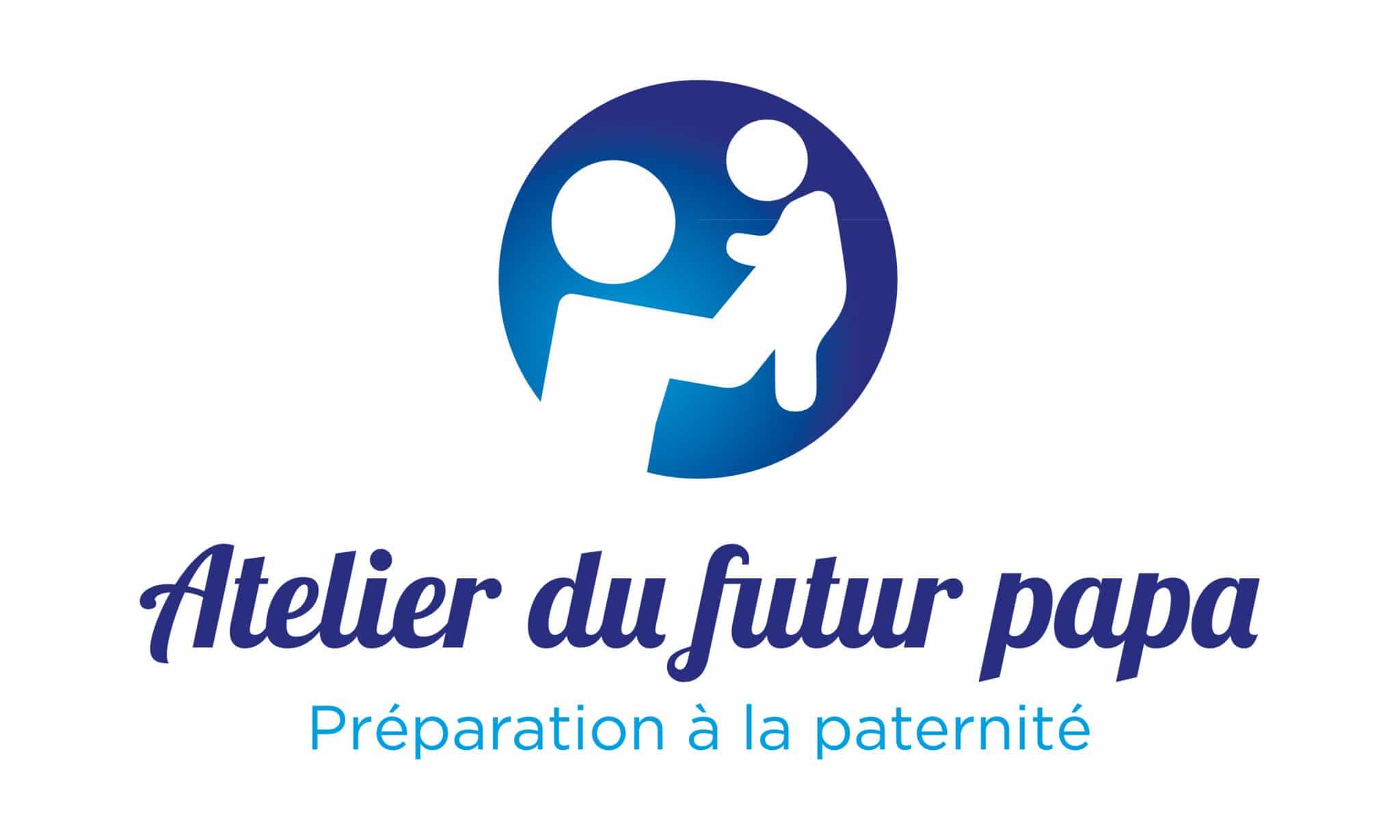 logo atelier du futur papa