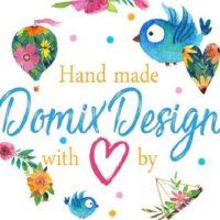 logo domix design