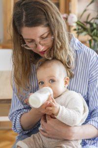 sevrage de bébé avec les produits Junéo