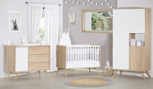 Sauthon, créateur et décorateur de la chambre de bébé depuis 1948.