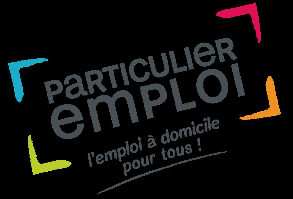 logo particulier emploi