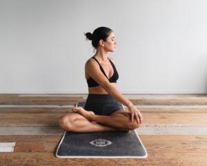 Sport après accouchement : yoga