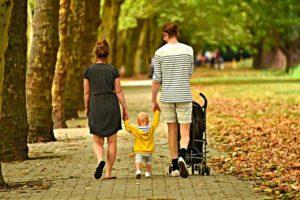 sport après accouchement / grossesse : la marche