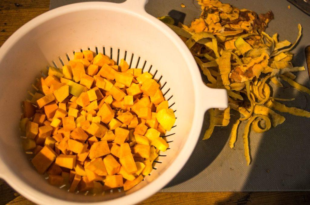 Recette pour bébé Purée carottes et patate douce