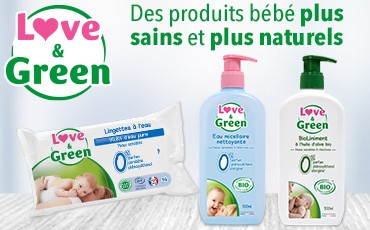 Produits love and green