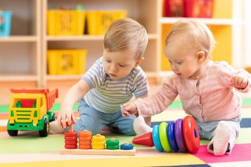 création maison d'assistants maternels