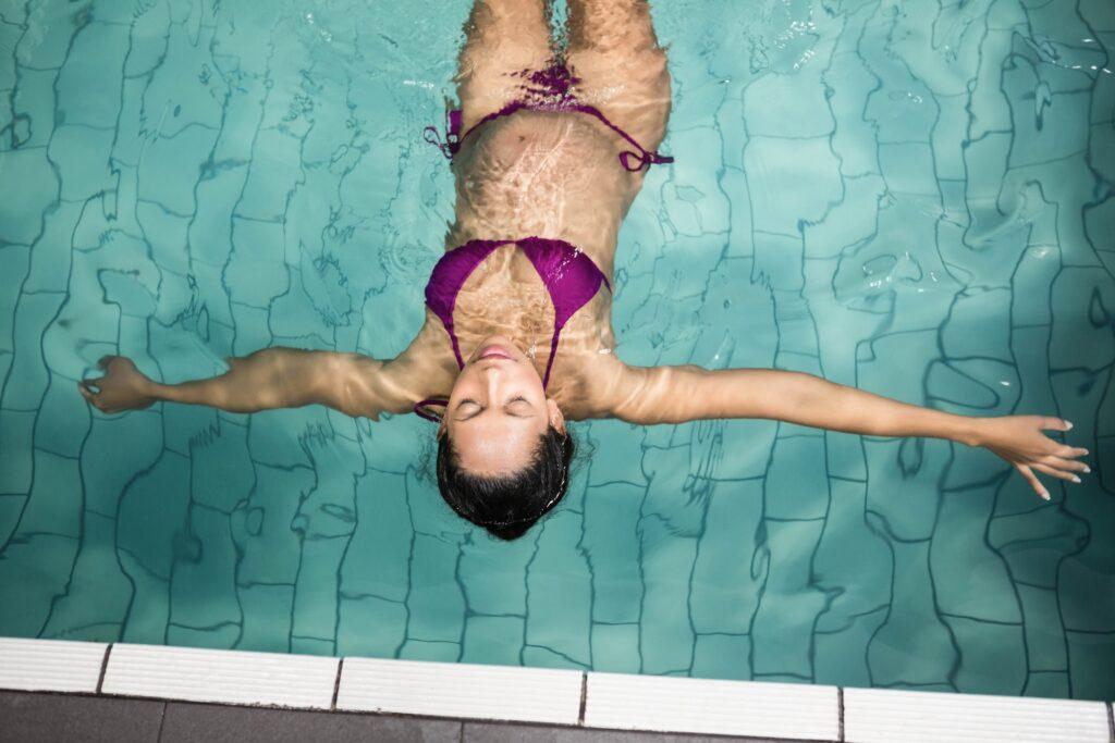 natation durant grossesse