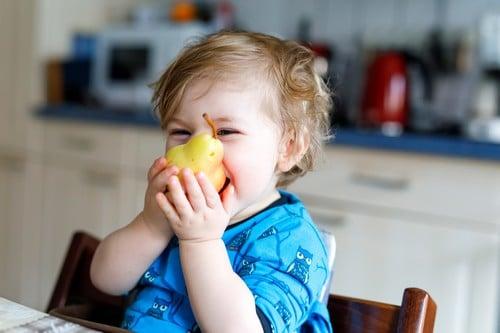 dme diversification alimentaire menée par l'enfant