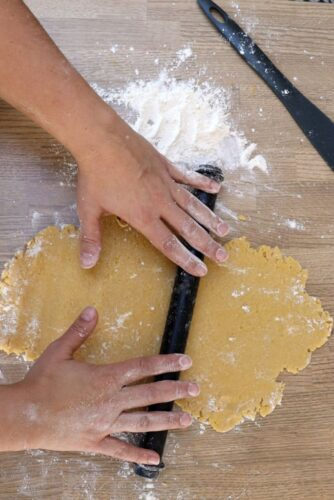 recette DIY - sablés décorés