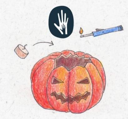 Atelier DIY : Réalisez des lanternes terrifiantes pour Halloween